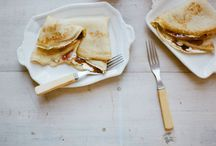 morning recipes / by eatboutique