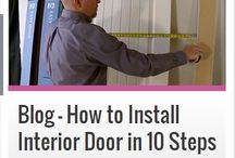 How To / This board is dedicated to learning purpose. It's all about innovations and latest tools and technology about Doors Industry. / by US Door & More Inc.