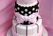 CAKES AND CONFECTIONS / For Sweet Blessings by Lou! / by Lisa Jones Czarnik