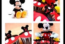 Mickey Mouse / by Nancy Fugate
