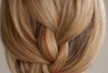 hair / by Amy Stevens