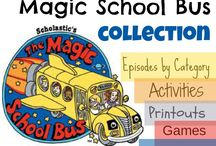 Magic School Bus Kindergarten Science Ideas / Ideas for using the Magic School Bus DVDs, books, and science kits along with pieced together lapbooks for kindergarten science. / by Lara @ Lara's Place and a Cup of Grace