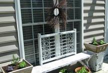 Year-Round Porch Ideas ;) / rustic/pretty porches / by Lori Garrard