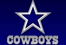 Dallas Cowboys / by Valerie Davis