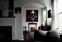 living rooms / by Meg White