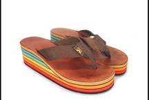 Old School / by Rainbow Sandals