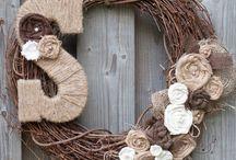 Wreath / by Cathy Fields