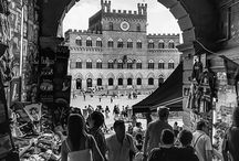 From Florence to ....Siena / An half day excursion from Florence to see the city of the Palio / by Hotel Pendini Florence