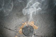 Samhain Incense & Oils / by Angela Pietrantonio
