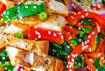 Salada / by Kelley Beeson