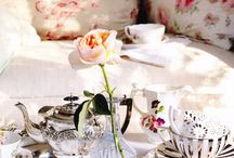 Teapots/Teacups III / More pins of beautiful teapots and teacups / by Anne Watson