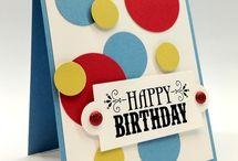 Birthday Cards / by Rhonda Mulligan