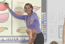 Interactive whiteboard / by Sheryl Cohen