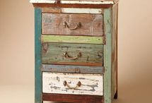 painted furniture / by Lynda Moore