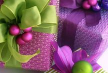 ~ Gift Wrapping ~ / by D Colours