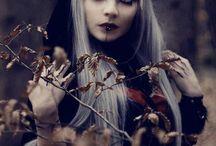 Dark fairytales inspiration / by Heidi Vapaa