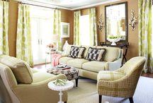 Living Rooms / by Jennifer Matthews
