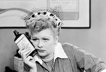 My obsession with I Love Lucy / by Maria Macris