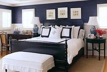 Color Trend: Navy / by Becker Furniture World