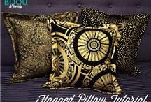 Pillows / by Cheryl Brickey