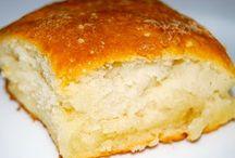 Bread...Bread...Bread / by Heather Padgett
