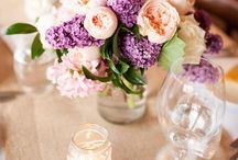 Centerpieces, Candles, And Tablescapes / by Tamela Day