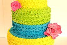 Birthday Cakes / by Johnna Baldwin Machan