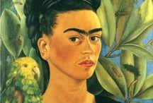 Frida Kahlo / by Jéssica Giraldi