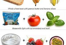 Healthy snacks / by Martina