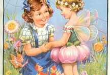 Fairies, Angels, and Butterflies. / Magical Beautiful Things / by Debbie Willett McPoland