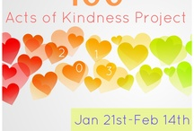 Acts of Kindness / by Samantha Conover