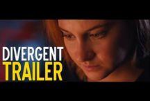 Divergent, Insurgent, Allegiant / by Chantal Barlow
