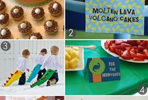 Kids: Events/Parties / by Megan Rogers