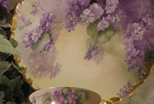 Tea Party / Pretty China for a tea party / by Donna Hendry