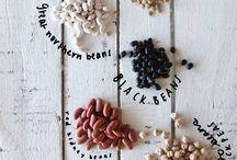 whole grains, lentils, and legumes / by Karen | K. abc