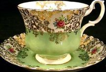 Tea and Such / Tea time plays a part in my Historical fiction. Here, I'm celebrating everything TEA--teacups, teas, quotes, etc.  / by Mona Hodgson