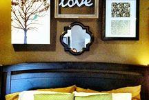 Bedroom / by Diana Scholz