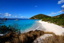 British Virgin Islands (BVI) - Caribbean / The British Virgin Islands located in the Northeastern Caribbean is an archipelago of 60 islands, cays and islets offering a myriad of holiday activities. Each of the BVI has its own special beauty, character and legends. / by RumShopRyan - Caribbean Blog