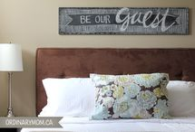 guest room / by Kitty Foy