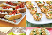 Food - Savoury - Appetizers / by Sarah Lucia