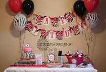 Emilyna Birthday Party / by Alisha Anderson