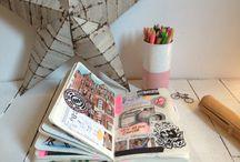 Journal Inspiration / by Omara Dyer-Johnson