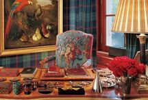 Plaids and Tartans / by Diane Harshaw-Micken