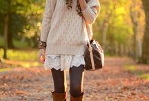 Fall Looks - Women / by Little Goodall