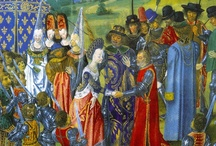 England - King Henry V & Catherine of Valois / by Lora McNutt
