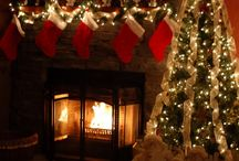 Christmas home deco / by Shelby Unfred