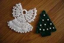 Christmas - Crochet / by Shirley Tronnes