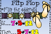 education - math / by Cheryl Northcott