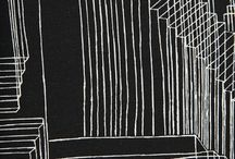 lines / by Amy Ellenbogen