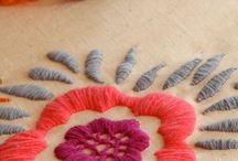 Embroidery  / by Melissa Mary Davis